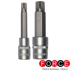 Καρυδάκι Πολύσφηνο  Μακρύ 1/2 Force 10Χ100ΜΜ