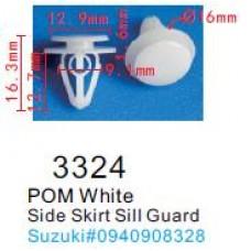 Clips Φανοποιίας 3324 Suzuki