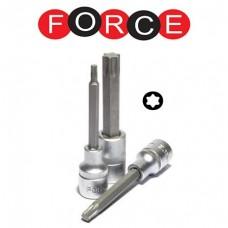 Καρυδάκι Τorx Mακρύ 1/2 Force T45X100ΜΜ