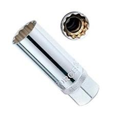 Μπουζόκλειδο καρυδάκι 1/2 με μαγνήτη  συγκράτησης 20.6ΜΜ